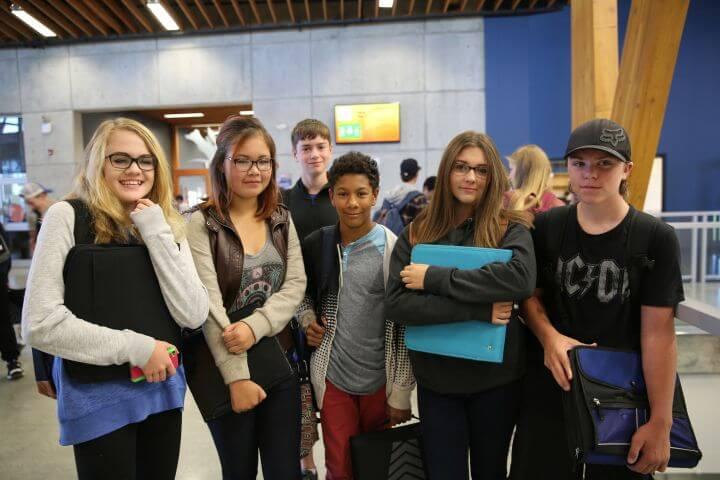 High School en Canadá  - Estudia en un high school de Canadá y disfruta de las asignaturas y actividades extraescolares que ofrecen sus institutos
