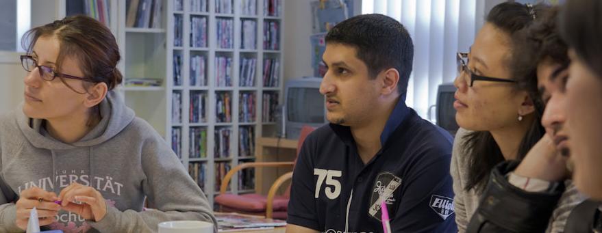 Aula de Formación - British Study Centres