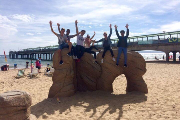 Experiencias inolvidables - Disfruta del clima templado de Bournemouth