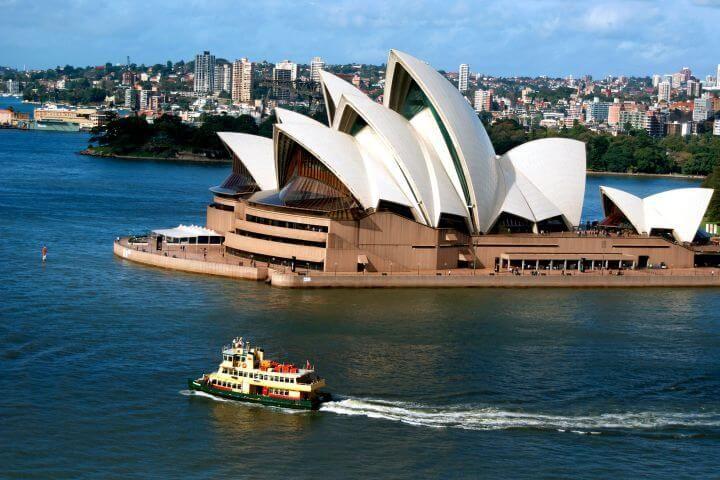 Sidney - Estudia inglés en una de las ciudades más dinámicas de Australia