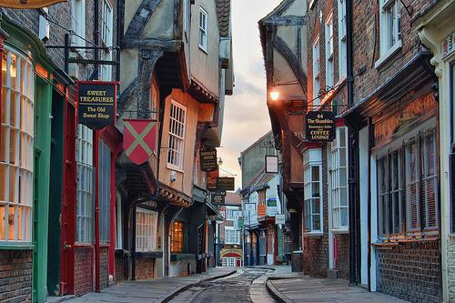Calles de York - York, Reino Unido