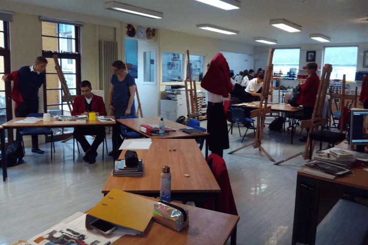 La escuela perfecta - Nuestra escuela de inglés en Edimburgo cuenta con instalaciones modernas y cómodas
