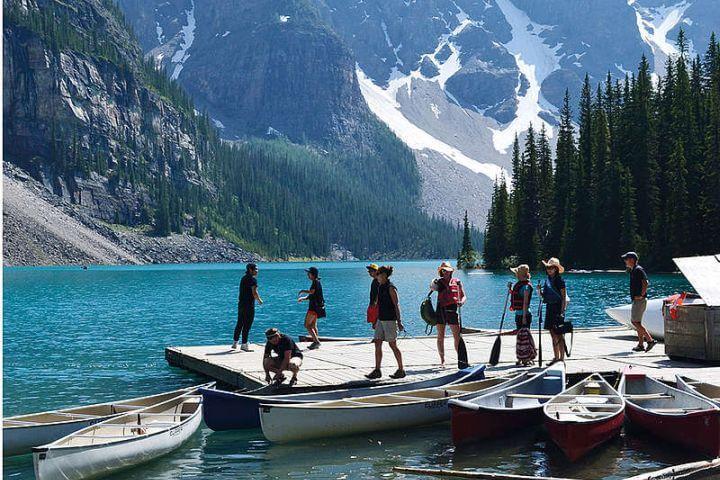 Viajar y conocer Canadá durante tu estancia - Calgary