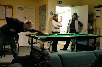 Mesa de Billar en la propia escuela - mesa de billar en CES Oxford-Wheatley