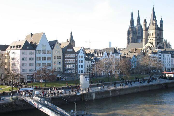 La oportunidad de conocer Alemania durante tu estancia - Colonia
