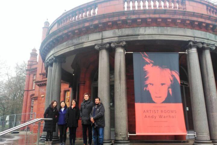 Arte - Manchester: puro arte con salas de teatro, el festival internacional de Manchester, etc.