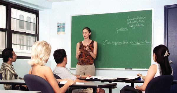 Amplias Aulas de formación - ZONI Languages New York, EEUU