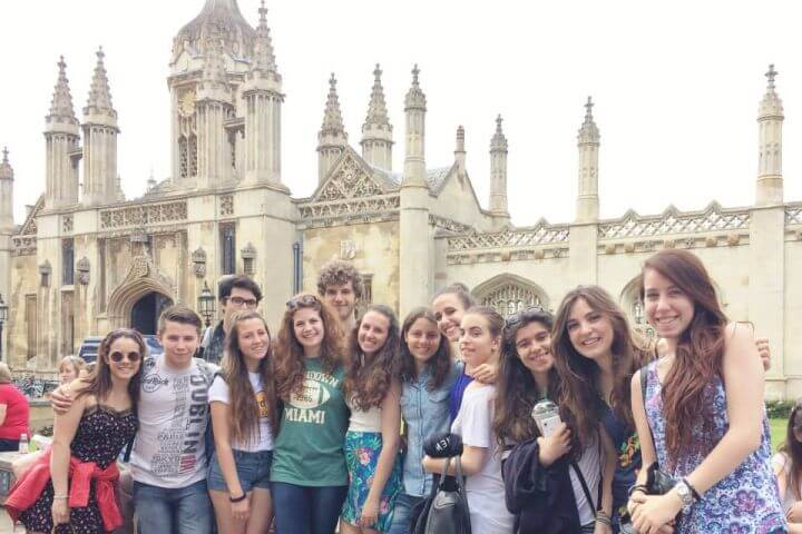 Inglaterra y su cultura - Descubre los alrededores de Londres con otros estudiantes