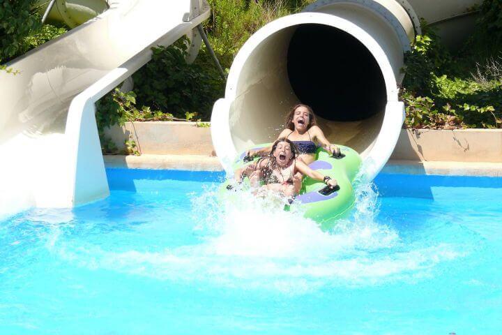 Excursión a parque acuático Aqualandia Benidorm - Excursiones semanales.