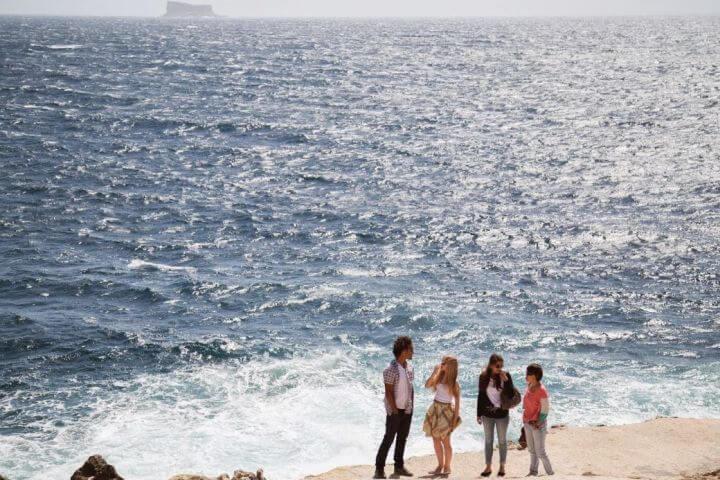 Actividades programadas por la escuela para conocer Malta -