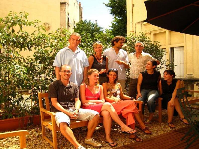 Profesores nativos - El equipo del centro de idiomas en Montpellier cuenta con profesores de francés nativos, altamente cualificados y con experiencia en la enseñanza de la lengua.