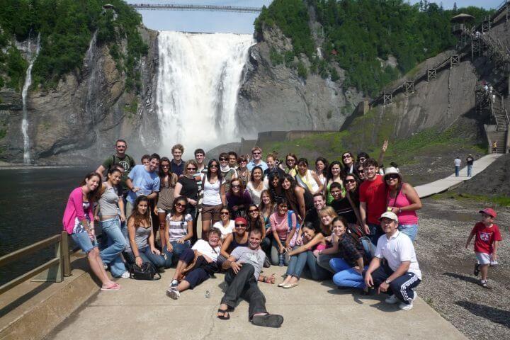 Canadá: lagos y cataratas - Visita los alrededores de Montreal: Niagara Falls, Sainte Ana Falls, Toronto, etc.