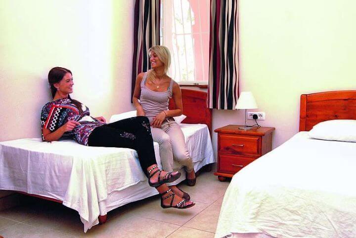 Alojamiento en Malta - Vive con una host family de Malta o en un apartamento en habitación individual o compartida