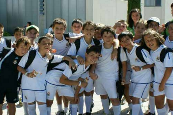 Campus experience Real Madrid -