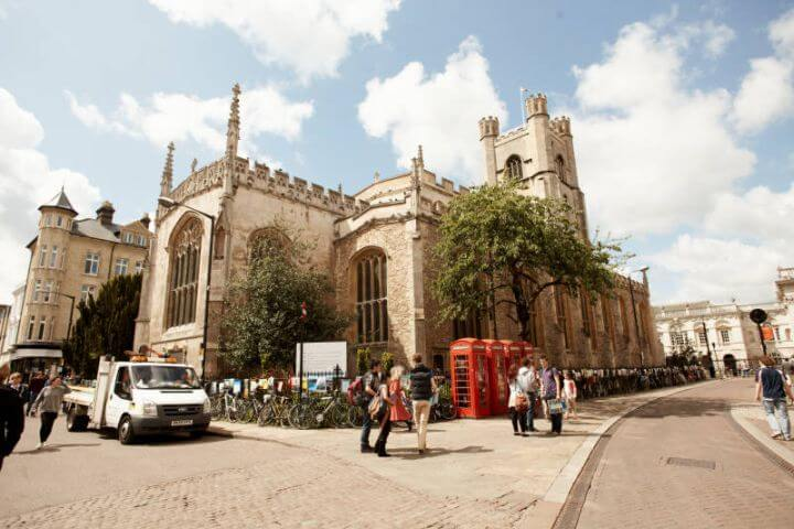 Ciudad universitaria - Descubre Cambridge: ciudad universitaria por excelencia