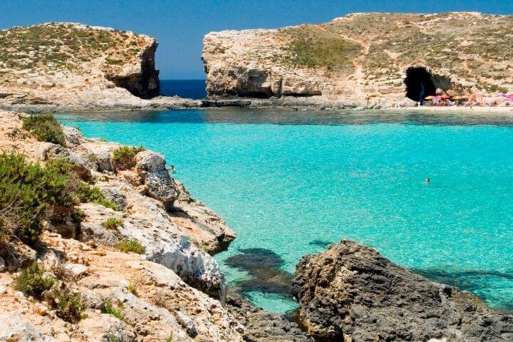 Paisaje y clima mediterráneo -
