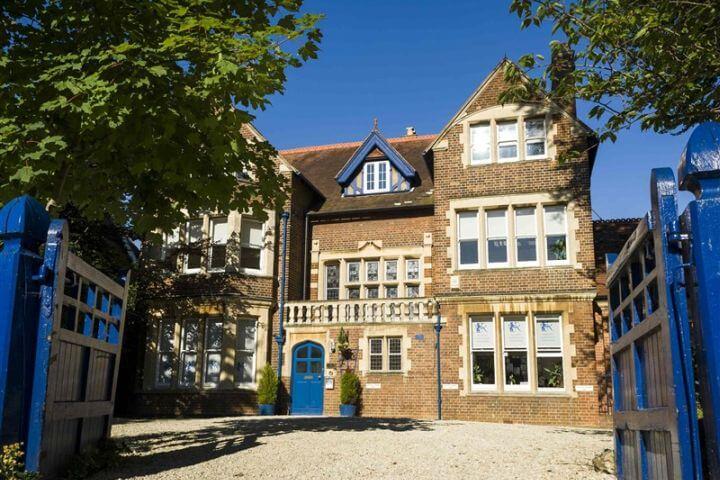 La escuela - Escuela de inglés en Oxford