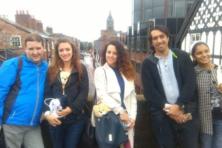 Descuebre Manchester - Manchester es una ciudad bonita y dinámica