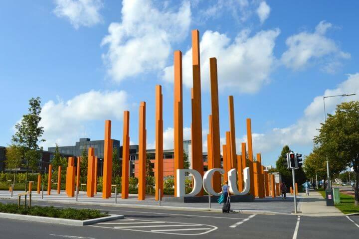 Inglés en Dublin en las instalaciones de la universidad DCU - El verano de este año: una inmersión lingüísitica en Irlanda