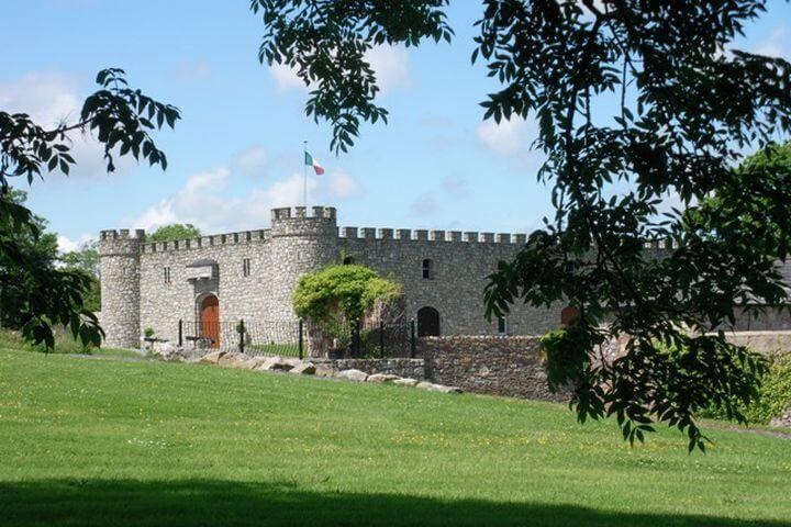 La escuela - Ubicada en un castillo