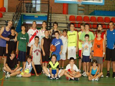 Programa de Basket - Aprender inglés y practicar Basket