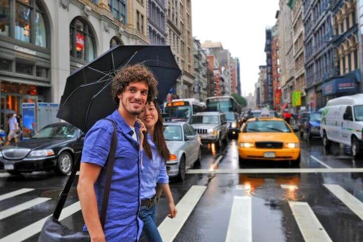 Conoce a gente nueva - Alumnos de todo el mundo en una ciudad multicultural y cosmopolita