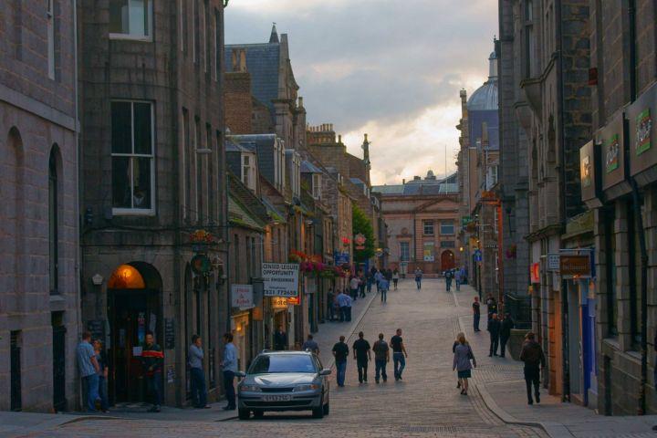Descubrir Aberdeen y sus alrededores - Aprender inglés con OTR Idiomas en uno de las ciudades más bonitas de Escocia