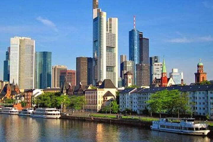 Aprender inglés en Frankfurt, capital fnanciera de Alemania - Frankfurt es una ciudad bonita y dinámica