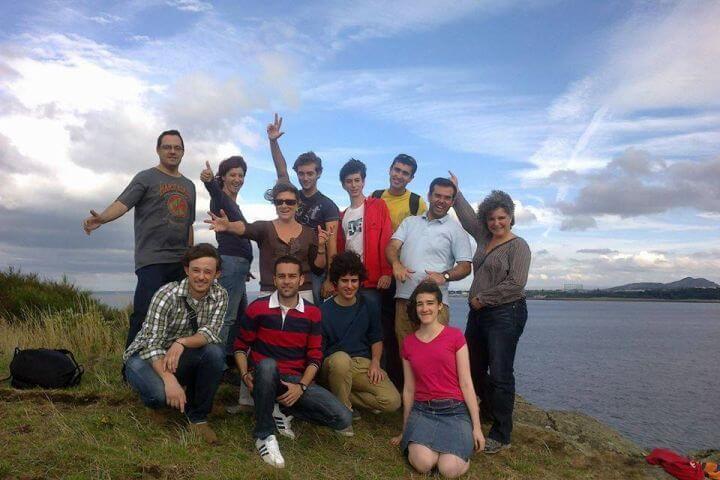 Encontrar nuevos amigos, aprender inglés y tener un período inolvidable - Edimburgo, Escocia