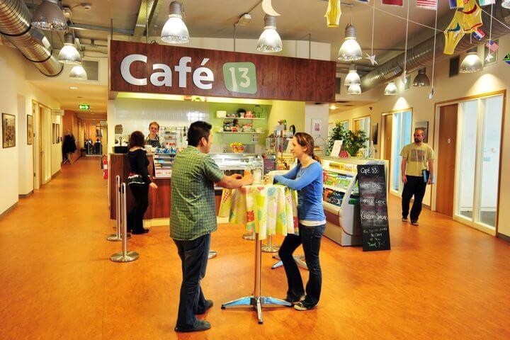 Café de la Escuela -