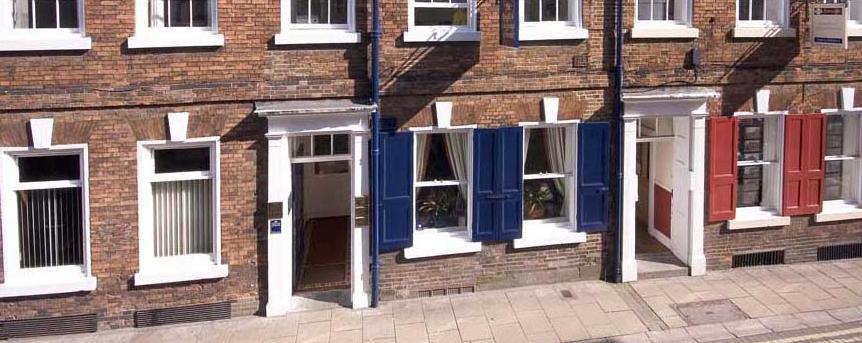 Escuela en York - British Study Centres
