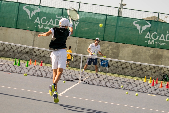 Academia de tenis Rafa Nadal -