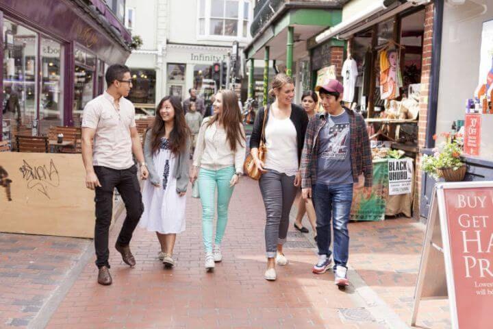 The Lanes - Brighton tiene paseos y recovecos por los que te encantará perderte