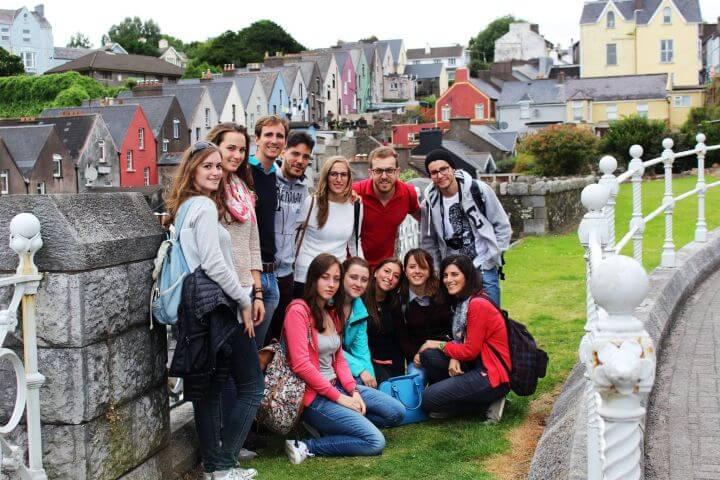 Excursiones que organiza la escuela para los estudiantes - Conocer Irlanda y hacer turismo durante tu estancia
