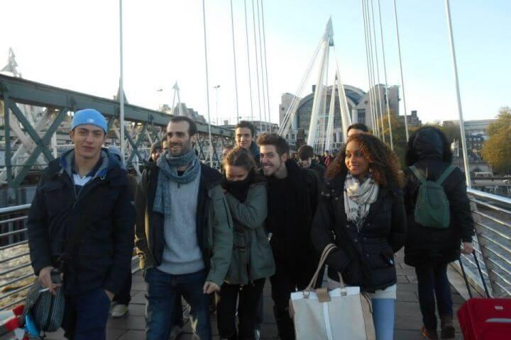 Programa sociocultural variado - Conoce Londres y sus alrededores con tus compañeros
