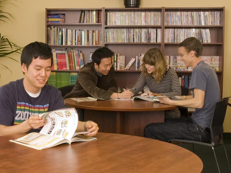 La biblioteca - Material didáctico y de entretenimiento a tu disposición