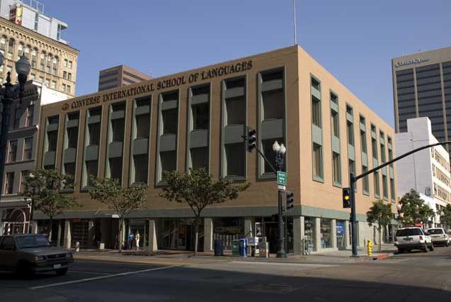 La Escuela de inglés en San Diego - Estudia inglés en nuestra escuela de inglés en San Diego y disfruta de California