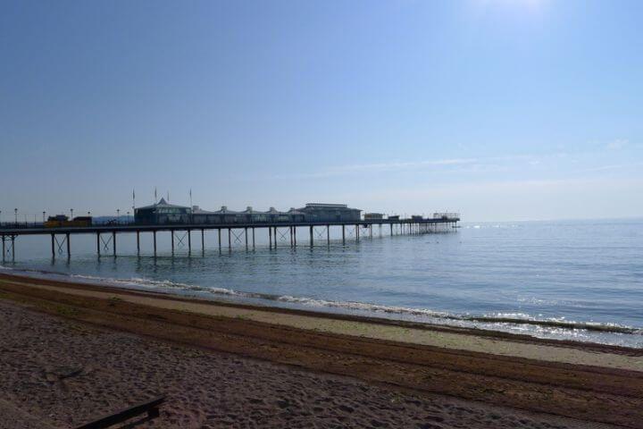 Paington: ciudad de la Riviera inglesa - Destino de playa y buen clima en verano