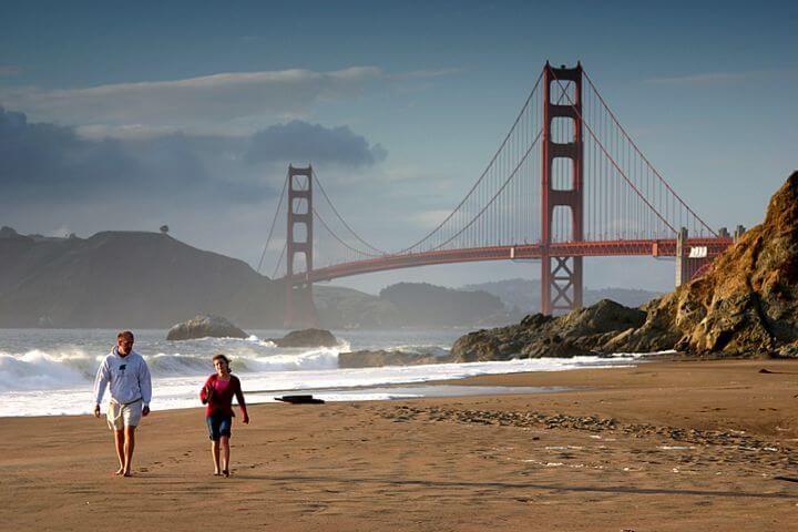 San Francisco - Aprende inglés en una de las ciudades más atractivas de California