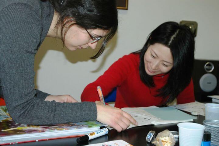 Tutorías con los profesores que te ayudarán a alcanzar tus metas y objetivos del idioma. - Curso de italiano en Bolonia.