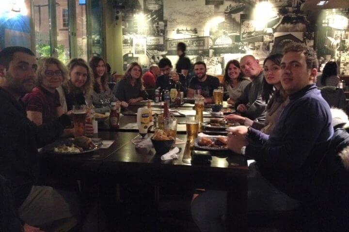 Inmersión lingüística - Vive Londres, su cultura y su gente