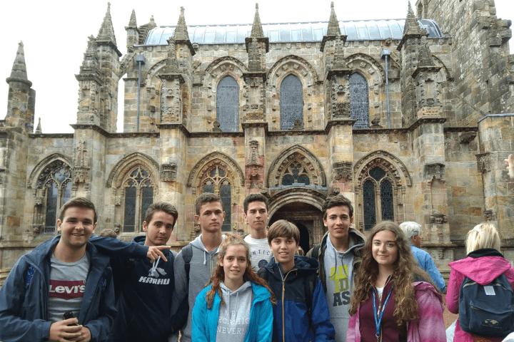 Summercamp en Edimburgo - Campamento para jóvenes en Edimburgo: dos o tres semanas con todo incluido