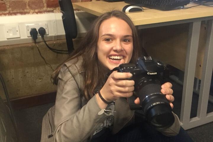 Clases de fotografía y video -