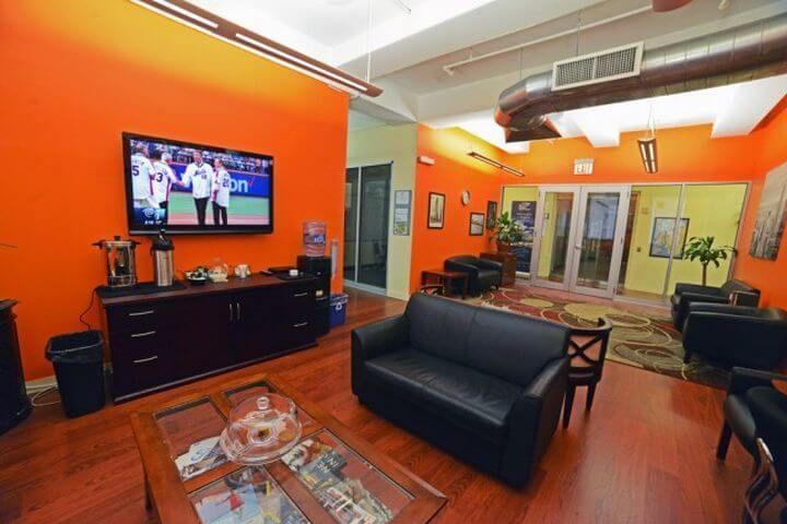 Platinum lounge - Espacios reservados para ejecutivos