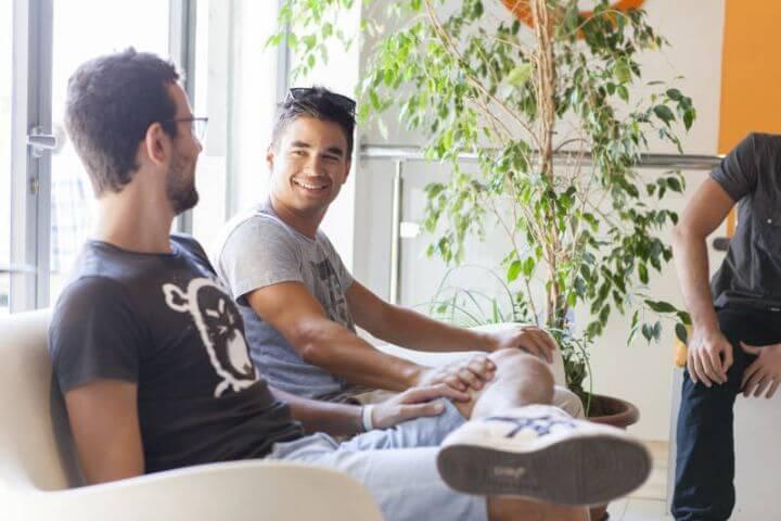 Alumnos de diferentes nacionalidades - Malta