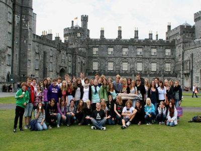 Campus de verano en Dublín - Vive un verano inolvidable en la histórica capital de Irlanda.