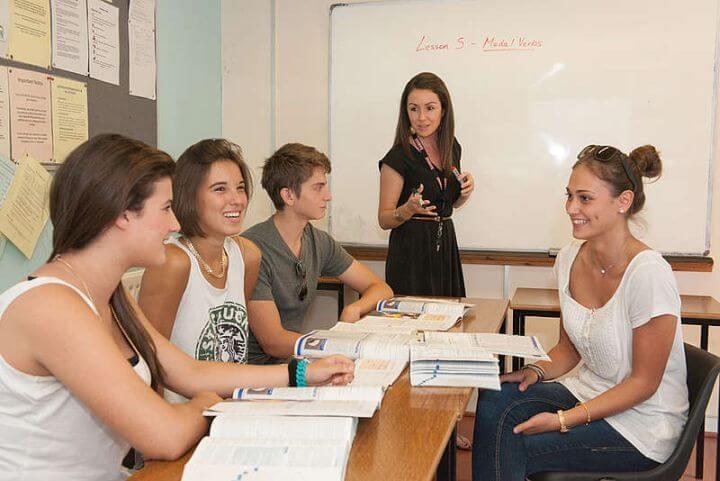 Alumnos internacionales - Practica el inglés con estudiantes de todo el mundo