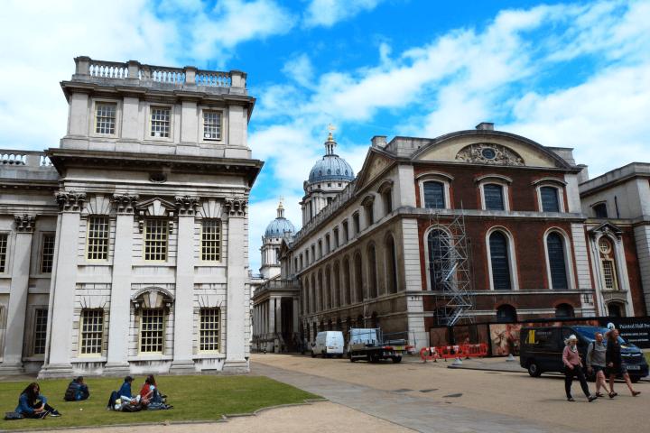 Campus de Greenwich University - Estudia inglés en la misma Universidad de Greenwich y en un ambiente internacional.