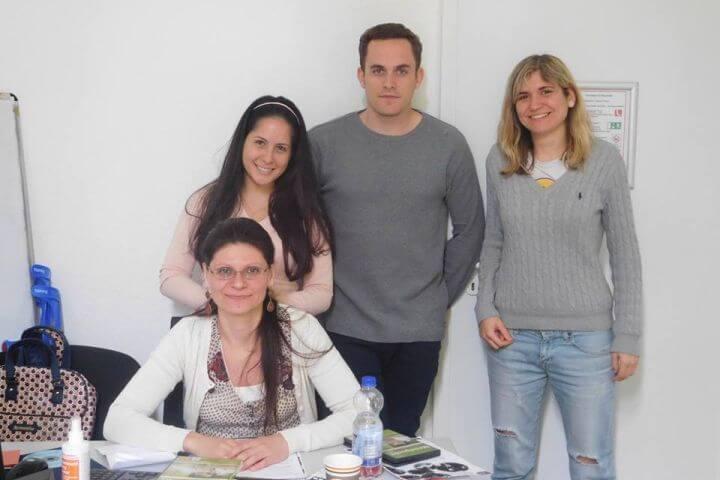 Profesores de alemán nativos - Estudia alemán con profesores nativos altamente cualificados con experiencia en la enseñanza del alemán con lengua extranjera.