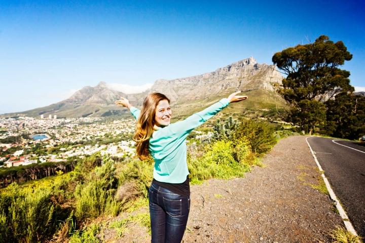 Excursión a Table Mountain -